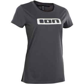 ION Seek DriRelease Kurzarm-Shirt Damen grey